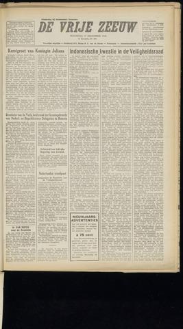 de Vrije Zeeuw 1948-12-27