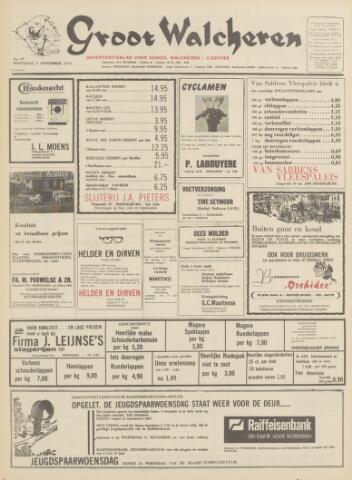 Groot Walcheren 1971-11-03