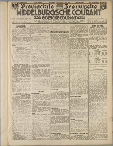 Middelburgsche Courant 1933-07-03