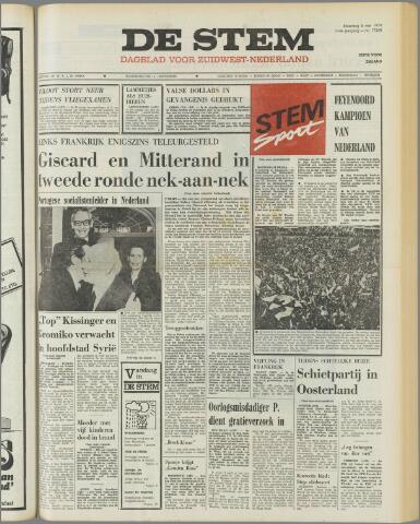 de Stem 1974-05-06