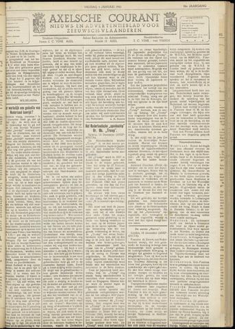 Axelsche Courant 1945-01-05