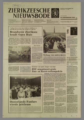 Zierikzeesche Nieuwsbode 1983-11-22