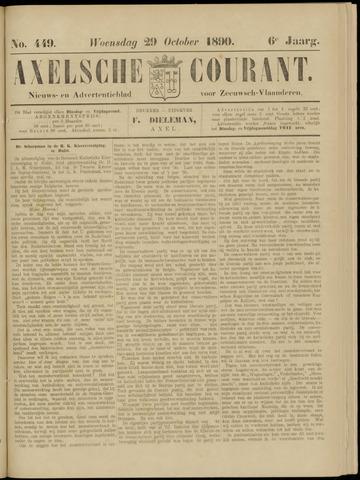 Axelsche Courant 1890-10-29
