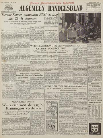 Watersnood documentatie 1953 - kranten 1953-07-24