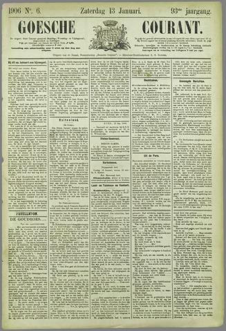 Goessche Courant 1906-01-13