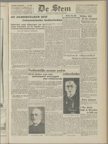 de Stem 1946-09-17