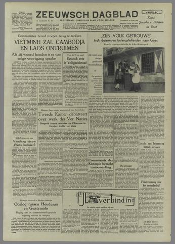 Zeeuwsch Dagblad 1954-06-19