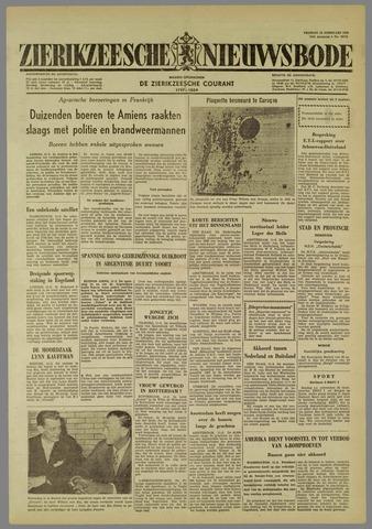 Zierikzeesche Nieuwsbode 1960-02-12