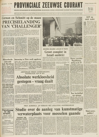 Provinciale Zeeuwse Courant 1972-12-12