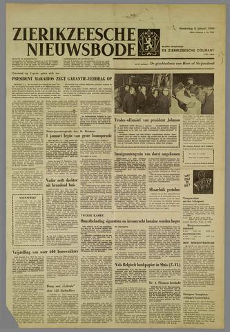 Zierikzeesche Nieuwsbode 1964