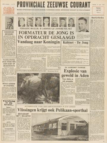 Provinciale Zeeuwse Courant 1967-04-04