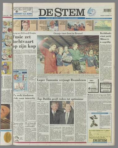 de Stem 1996-12-16