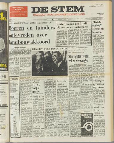 de Stem 1975-02-14