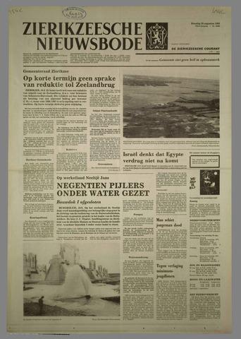 Zierikzeesche Nieuwsbode 1981-08-25