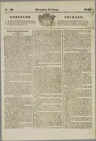 Goessche Courant 1849-06-18
