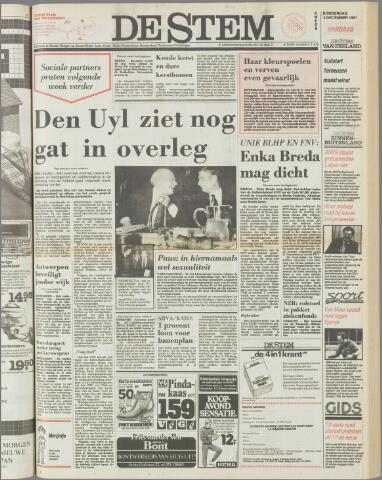 de Stem 1981-12-03