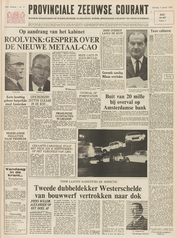 Provinciale Zeeuwse Courant 1970-01-03