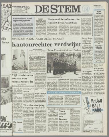 de Stem 1986-10-02
