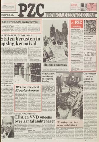 Provinciale Zeeuwse Courant 1986-06-19