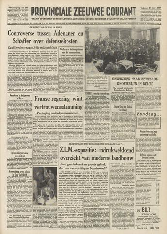 Provinciale Zeeuwse Courant 1956-06-22