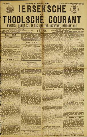 Ierseksche en Thoolsche Courant 1910-10-15