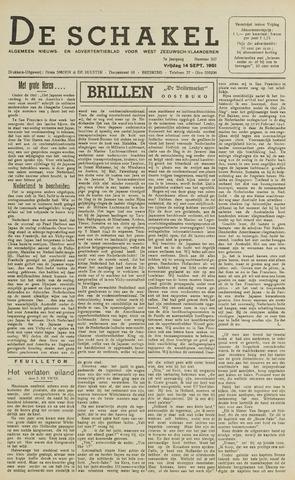 De Schakel 1951-09-14