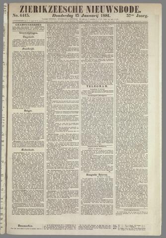 Zierikzeesche Nieuwsbode 1881-01-13