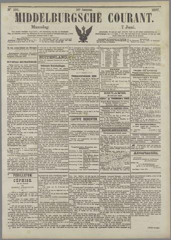 Middelburgsche Courant 1897-06-07