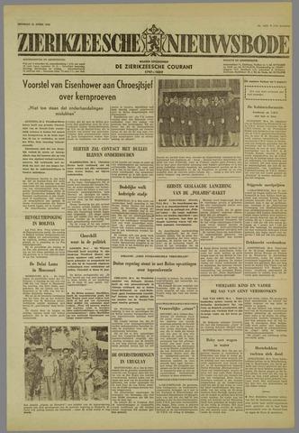 Zierikzeesche Nieuwsbode 1959-04-21