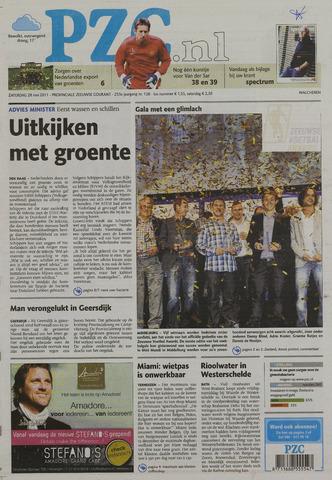Provinciale Zeeuwse Courant 2011-05-28