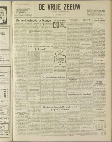 de Vrije Zeeuw 1959-11-18