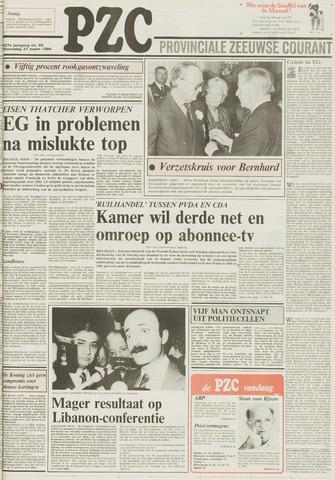 Provinciale Zeeuwse Courant 1984-03-21