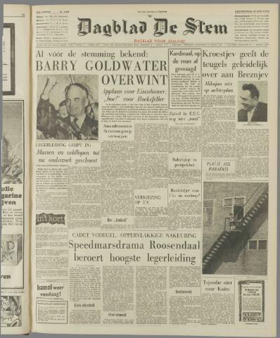 de Stem 1964-07-16
