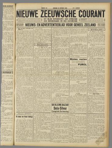 Nieuwe Zeeuwsche Courant 1933-10-24