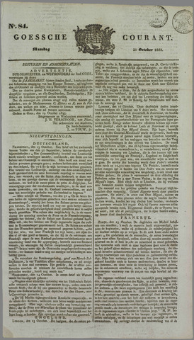 Goessche Courant 1833-10-21
