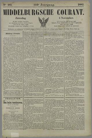Middelburgsche Courant 1882-11-04