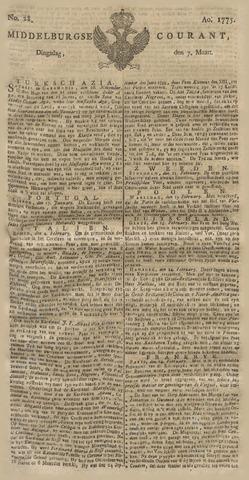 Middelburgsche Courant 1775-03-07