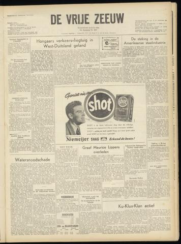 de Vrije Zeeuw 1956-07-16