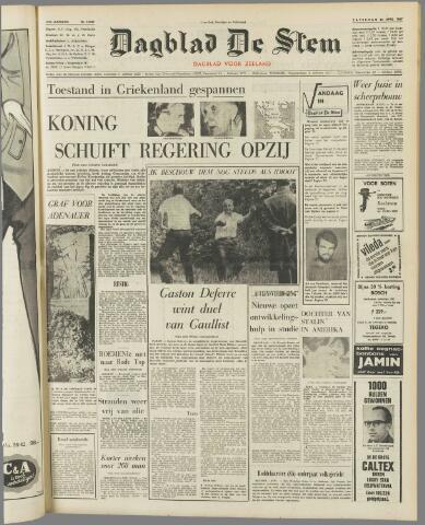 de Stem 1967-04-22