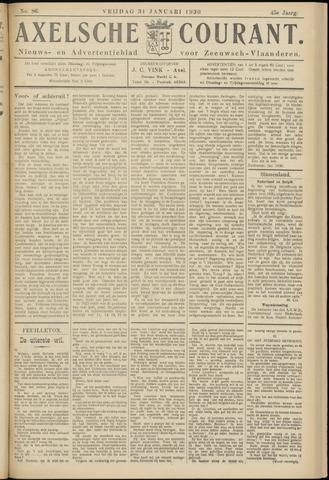 Axelsche Courant 1930-01-31