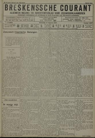 Breskensche Courant 1928-08-22