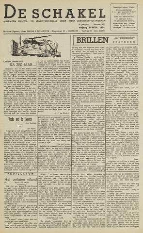 De Schakel 1951-11-09