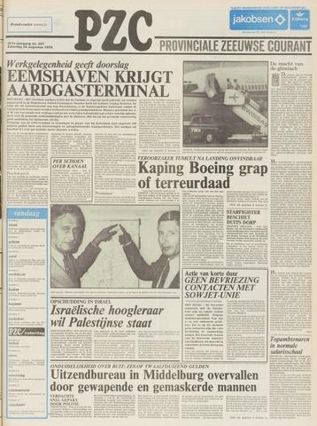 Provinciale Zeeuwse Courant 1978-08-26