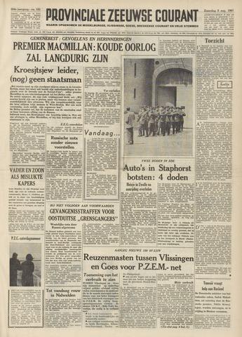Provinciale Zeeuwse Courant 1961-08-05