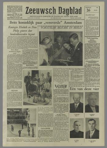 Zeeuwsch Dagblad 1958-03-26