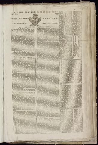 Middelburgsche Courant 1799-09-03