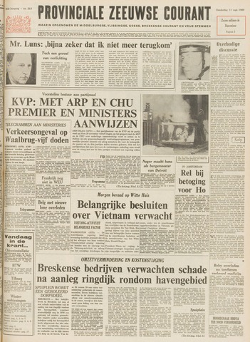 Provinciale Zeeuwse Courant 1969-09-11
