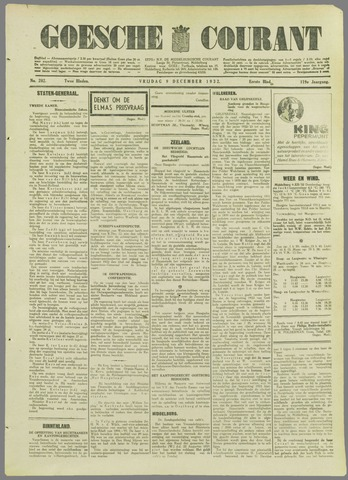 Goessche Courant 1932-12-09