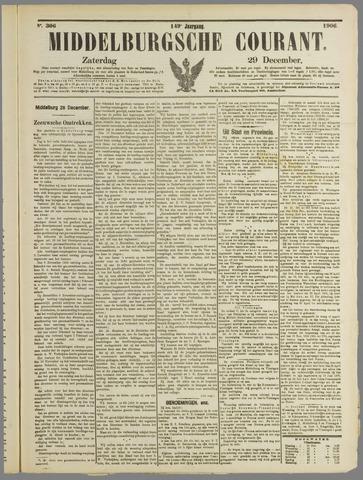 Middelburgsche Courant 1906-12-29
