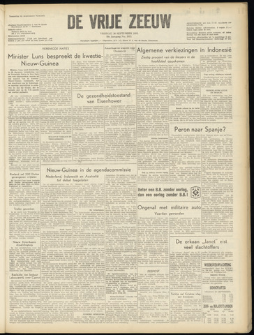 de Vrije Zeeuw 1955-09-30